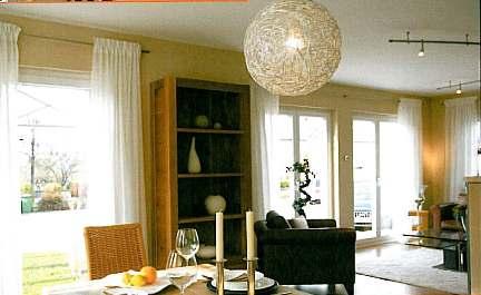 Beispiel Wohn-und Esszimmer